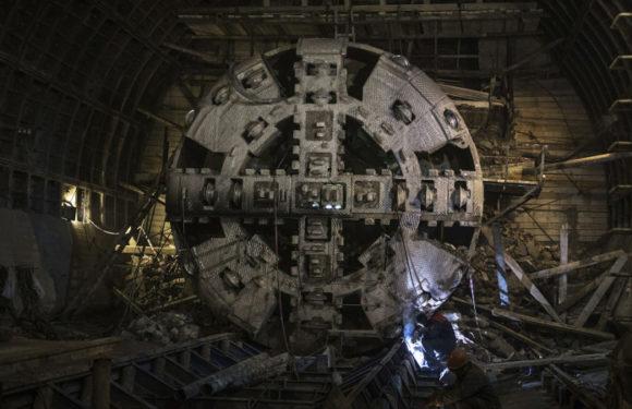 Бочкарев: в Москве пройден седьмой тоннель Троицкой линии метро